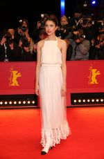 Margaret Qualley At My Salinger Year Premiere at 70th Berlin Film Festival