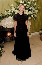 Margot Robbie At British Vogue and Tiffany & Co. Fashion and Film Party at Annabel