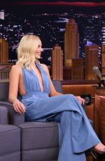 Margot Robbie On the Tonight show with Jimmy Fallon