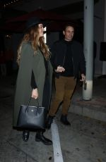 Maria Menounos and Keven Undergaro are seen outside Craig