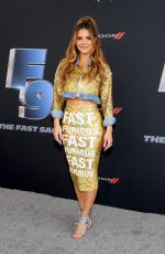 """Maria Menounos At """"The Road to F9"""" Global Fan Extravaganza in Miami"""