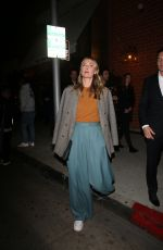 Maria Sharapova At Mr Chow in Beverly Hills