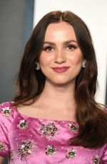 Maude Apatow At 2020 Vanity Fair Oscar Party hosted by Radhika Jones at Wallis Annenberg Center for the Performing Arts in Beverly Hills