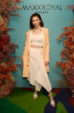 Maya Henry At Natalia Vodianova x Maxx Resorts party, Scott