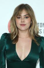McKaley Miller At Elton John AIDS Foundation Academy Awards Viewing Party in West hollywood