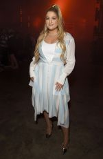 Meghan Trainor At TommyNow Show during London Fashion Week February 2020 at the Tate Modern