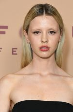 Mia Goth At Focus Features EMMA premiere, Los Angeles