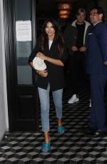 Michelle Keegan Grabs dinner at LA hot spot Craig