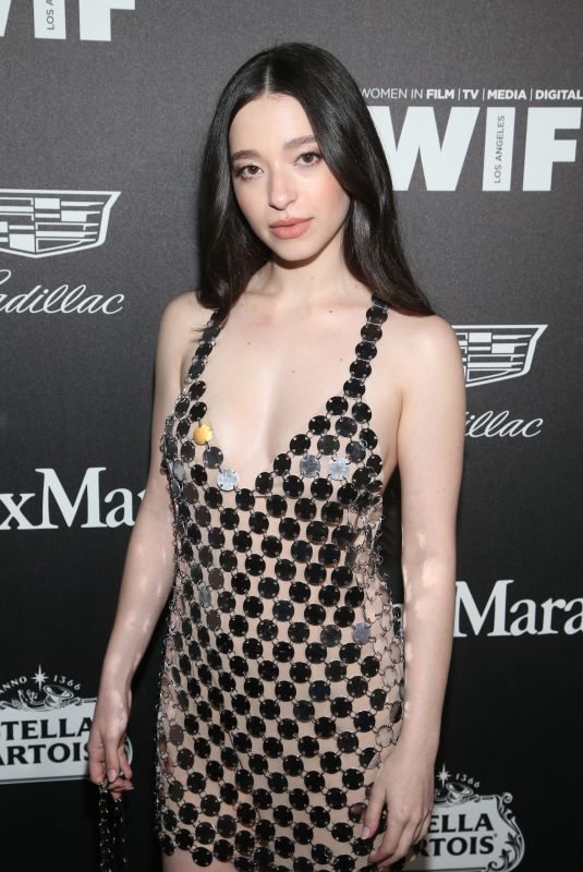 Mikey Madison At 13th Annual Women In Film Female Oscar Nominees Party in Hollywood