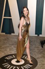 Mikey Madison At Vanity Fair Oscar Party in LA