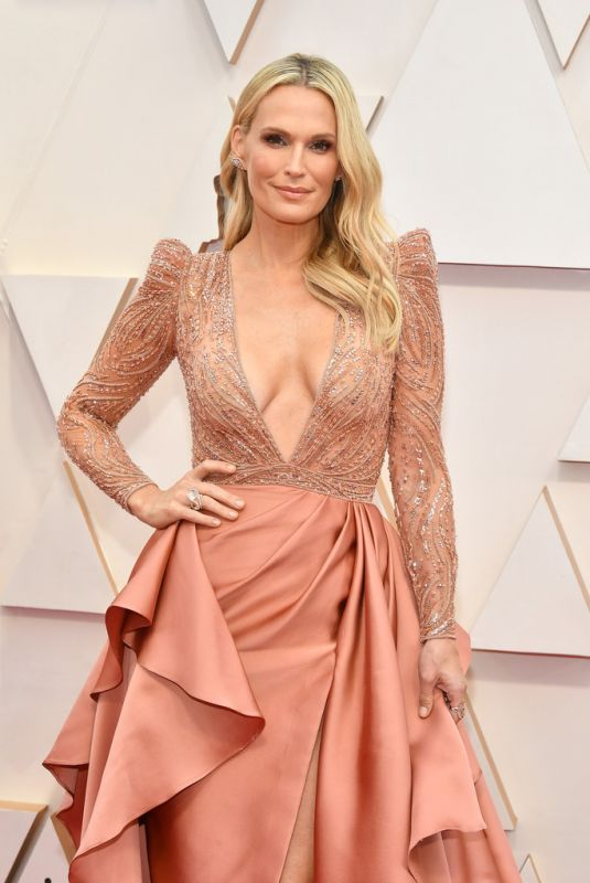 Molly Sims At 92nd Annual Academy Awards in Hollywood