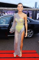 Montana Brown At 40th Brit Awards, Arrivals, The O2 Arena, London