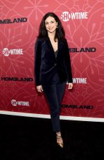 "Morena Baccarin At ""Homeland"" Season 8 Premiere in NYC"