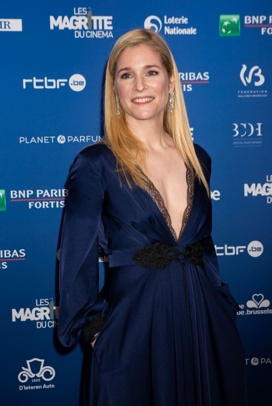 Natacha Régnier At 10th Magritte Awards, Brussels, Belgium