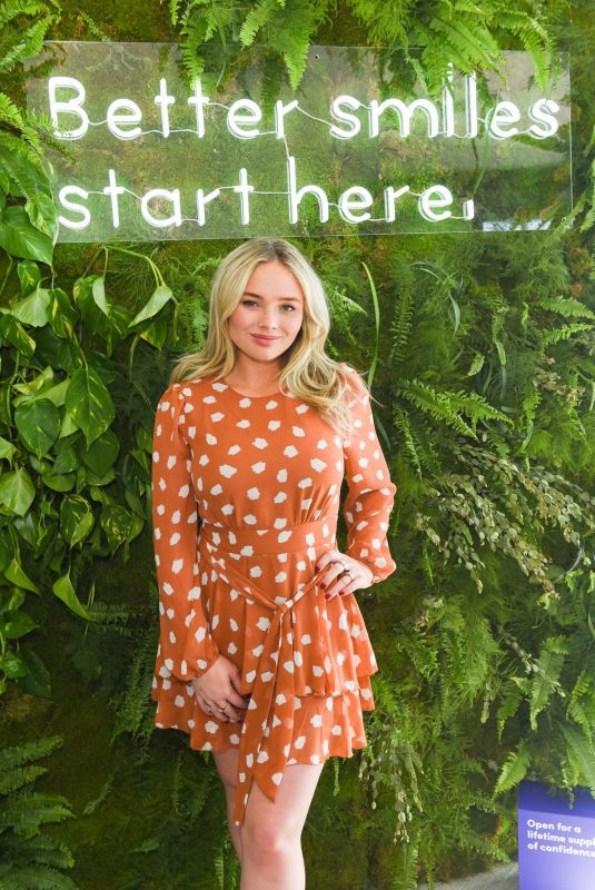 Natalie Alyn Lind At TMG Pre-Oscar Party in Beverly Hills
