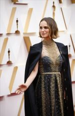 Natalie Portman At 92nd annual Academy Awards at the Dolby Theater in Los Angeles