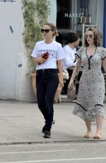 Natalie Portman Out in LA