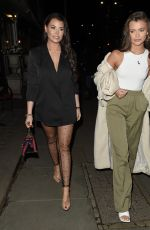 Natalya Wright Attends Pretty Little Thing by Tatty Lashes at The Chelsea Ivy