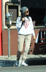 Naya Rivera Out in Los Angeles