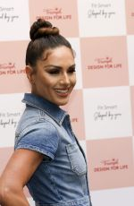Nazan Eckes At Triumph Launch Event in Berlin