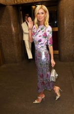 Nicky Hilton Outside the Prabal Gurung Fashion Show in New York