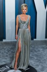 Nicky Hilton Rothschild Attends the 2020 Vanity Fair Oscar Party at Wallis Annenberg Center for the Performing Arts, Los Angeles