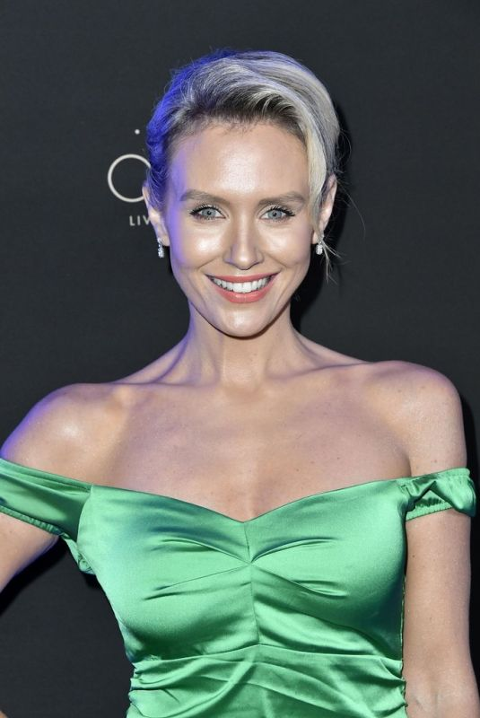 Nicky Whelan At Cadillac Celebrates the 92nd Annual Academy Awards in LA