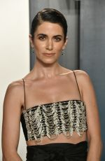 Nikki Reed At Vanity Fair Oscar Party in Beverly Hills