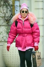 Noomi Rapace Shopping at Planet Organic in Notting Hill