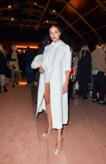 Olivia Culpo At Elisabetta Franchi Show at Milan Fashion Week