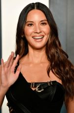 Olivia Munn At Vanity Fair Oscar Party in LA