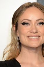 Olivia Wilde At Vanity Fair Oscar Party in LA
