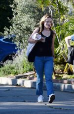 Olivia Wilde Out for coffee in LA