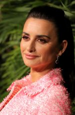 Penelope Cruz At Charles Finch and Chanel Pre-Oscar Awards Dinner in Los Angeles