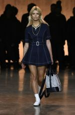 Pixie Geldof At TommyNow fashion show in London