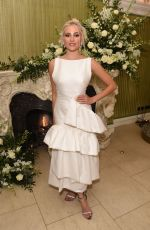 Pixie Lott Attends the British Vogue and Tiffany & Co. Fashion and Film Party