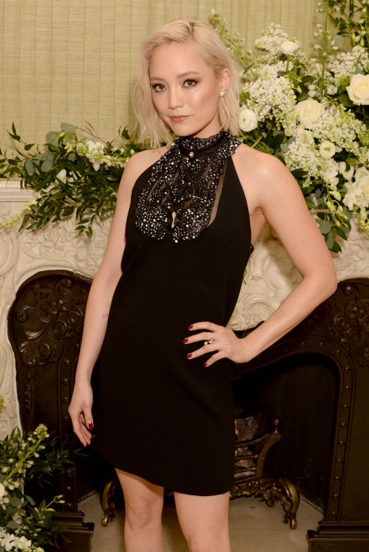 Pom Klementieff At BAFTA Vogue x Tiffany Fashion and Film afterparty, Annabel
