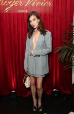 Rainey Qualley At Roger Vivier Dinner to Celebrate the release of