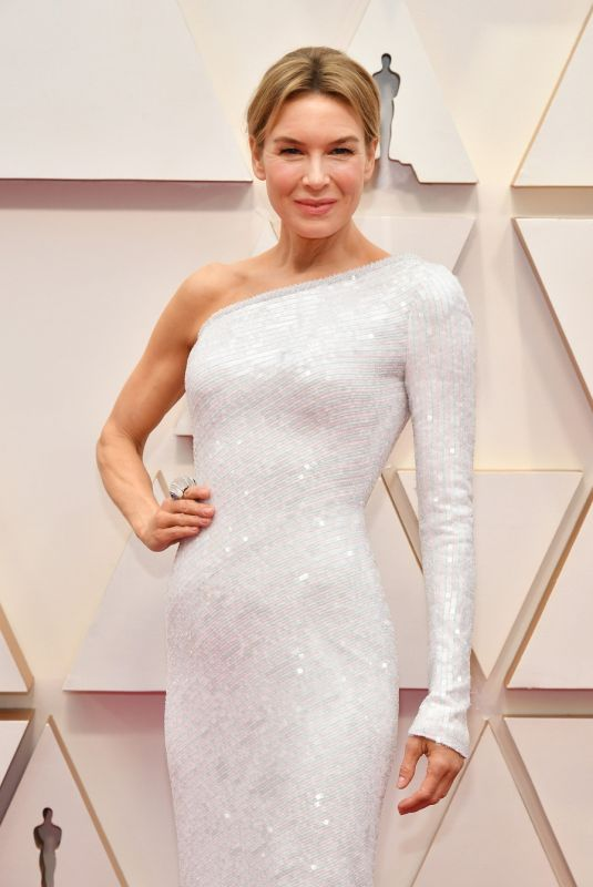 Renée Zellweger At 92nd annual Academy Awards at the Dolby Theater in Los Angeles