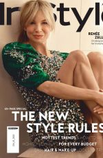 Renee Zellweger - Instyle Magazine Australia, March 2020