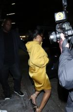 Rihanna Outside The Nice Guy Nightclub in West Hollywood