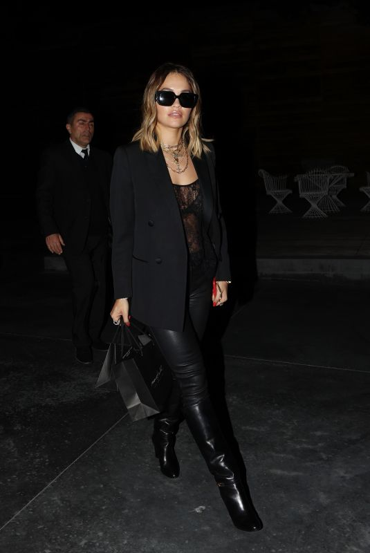 Rita Ora Spotted out shopping in West Hollywood