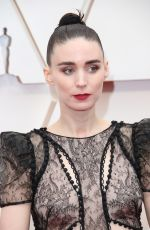 Rooney Mara At 92nd Annual Academy Awards in Hollywood
