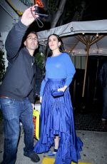 Rumer Willis Attends Cadillac Celebrates Oscar Week 2020 Party at Chateau Marmont in Hollywood
