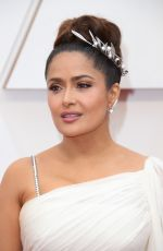 Salma Hayek At 92nd Annual Academy Awards in Hollywood