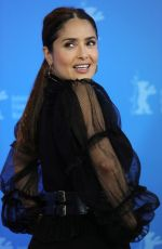 "Salma Hayek At ""The Roads Not Taken"" Photo Call - 70th Berlinale Film Festival"