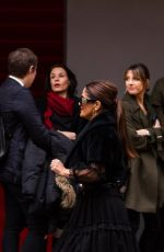 Salma Hayek Looks great while out during the 70th International Film Festival