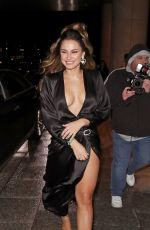 Sam Faiers Arriving at The BRIT Awards 2020 afterparty in London