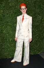 Sandy Powell At The Charles Finch & Chanel Pre-BAFTAs Dinner, Loulou