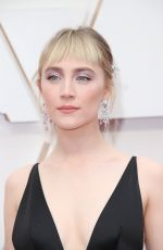 Saoirse Ronan At 92nd annual Academy Awards at the Dolby Theater in Los Angeles